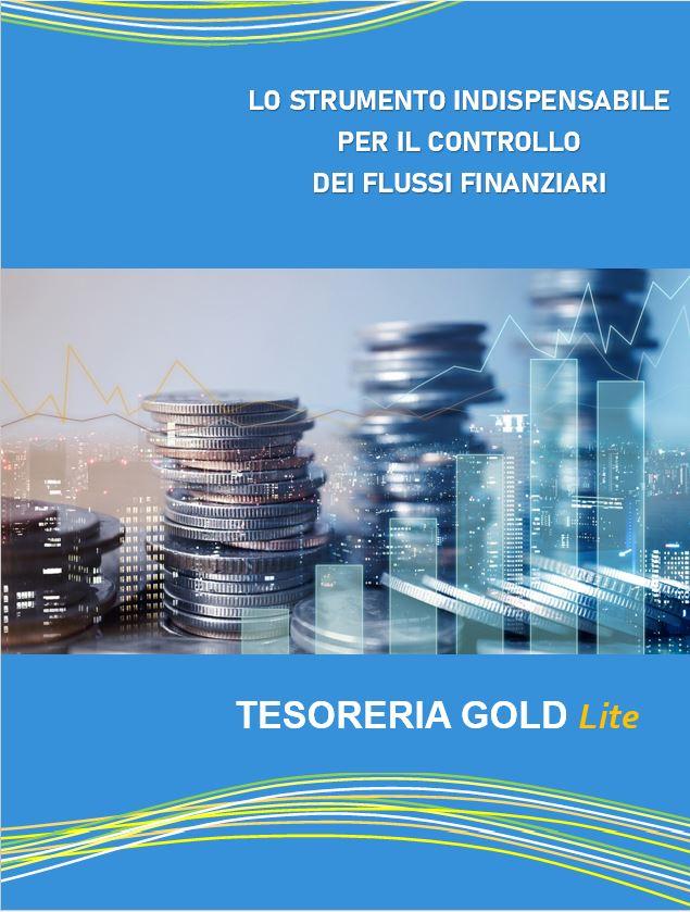 Locandina Gold tesoreria